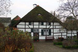 Fachwerkhaus Peters Schwaamerstrasse