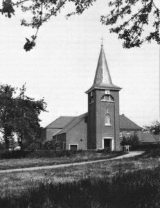 Kirche Rickelrath nach Umbau