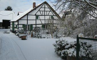 Ein Wintermärchen - Angerdorf Rickelrath