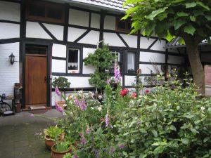 Innenhof Debbert Rickelrath