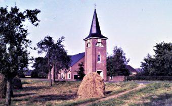 Historisches Rickelrath Anger und Kirche