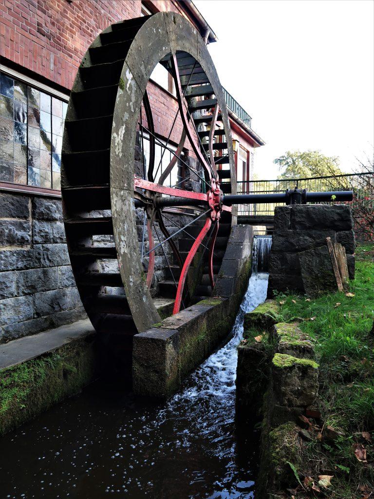 Mühlrad Holtmühle