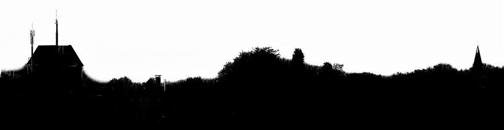 Logo Rickelrath Silhouette - Homepage des Angerdorfs Rickelrath