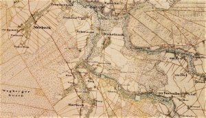 Karte Uraufnahme-1836-1850