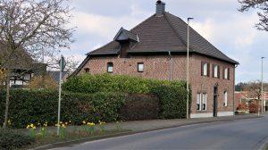 Denkmalgeschütztes Haus an der Dülkener Straße