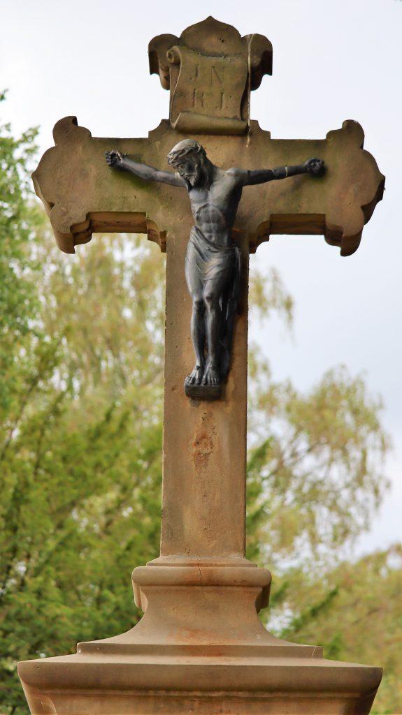 Rickelrather Friedhofskreuz