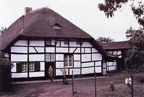 Historisches Rickelrath Fachwerkhaus Schwaamerstrasse