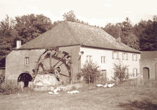 Historisches Rickelrath Neumühle
