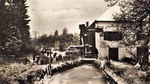 Historisches Rickelrath Molzmühle