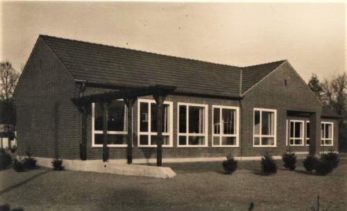 Historisches Rickelrath Volksschule Rickelrath