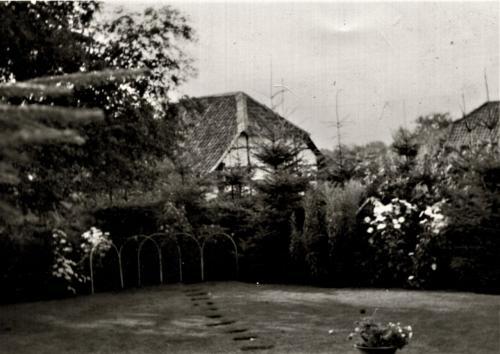 Historisches Rickelrath Fachwerkhaus Am Telt