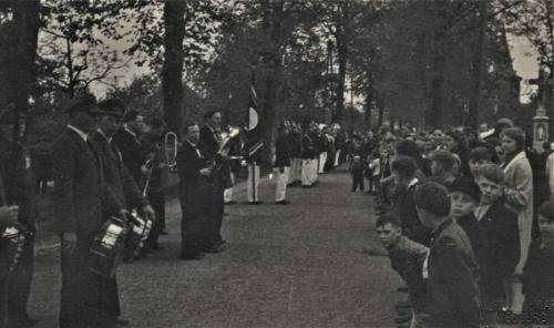 Historisches Rickelrath Schützenfest Dülkenerstrasse